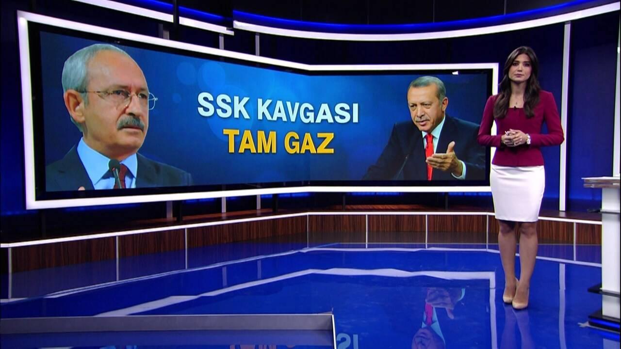 Ahmet Hakan'la Kanal D Haber - 17.11.2017