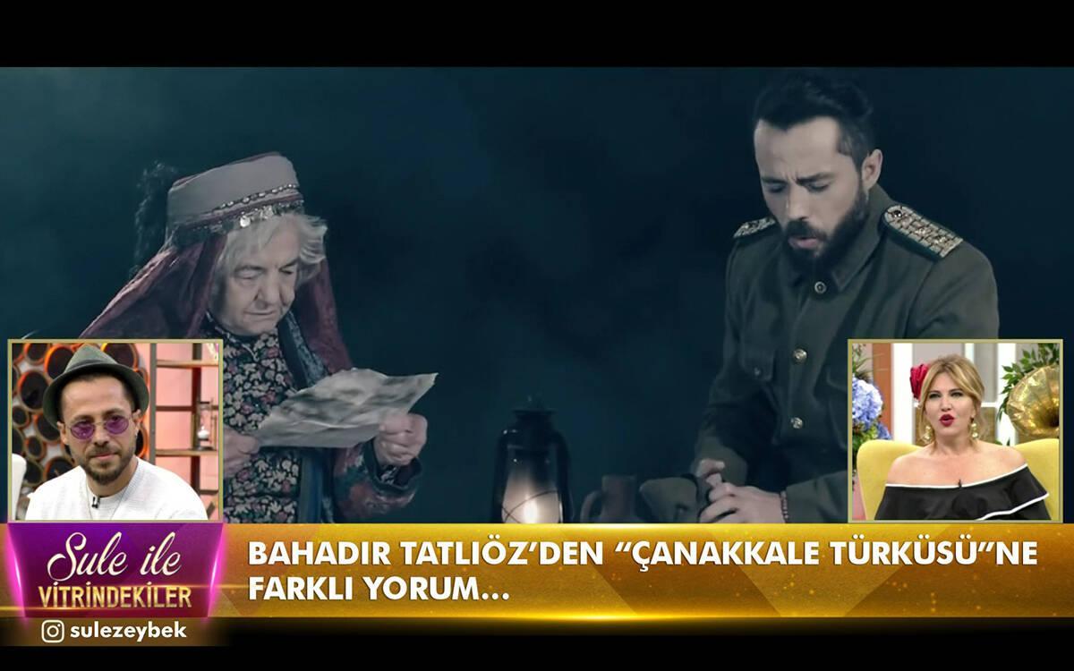 Çanakkale Türküsü'nü daha önce hiç böyle dinlemediniz!