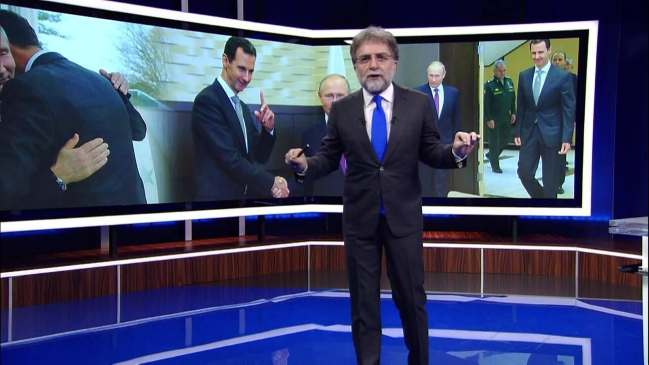Ahmet Hakan'la Kanal D Haber - 21.11.2017
