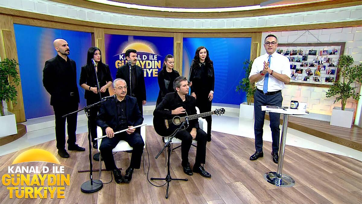 Kanal D ile Günaydın Türkiye - 24.11.2017