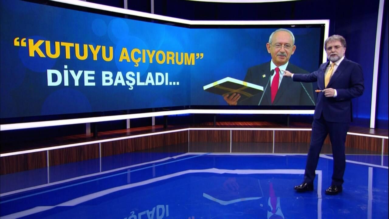 Ahmet Hakan'la Kanal D Haber - 28.11.2017