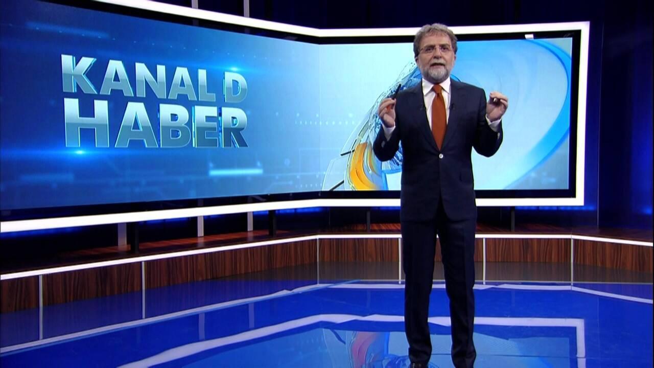 Ahmet Hakan'la Kanal D Haber - 30.11.2017