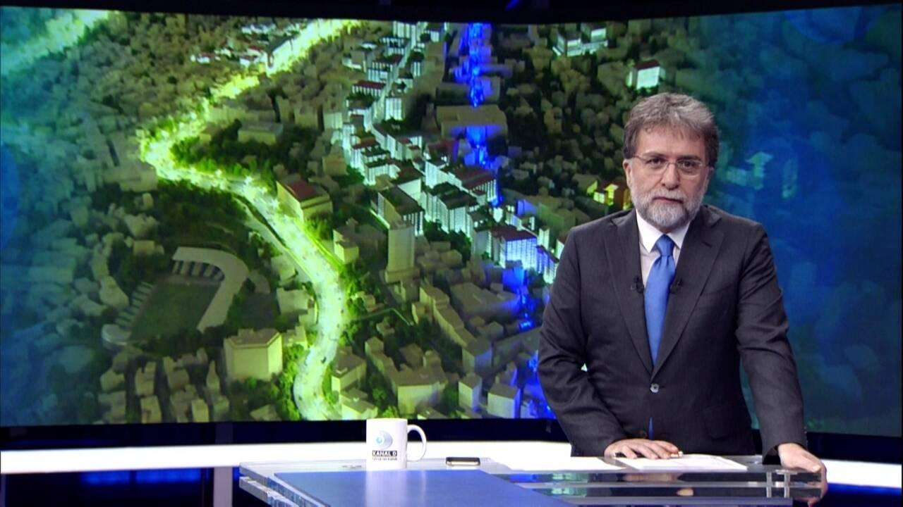 Ahmet Hakan'la Kanal D Haber - 01.12.2017