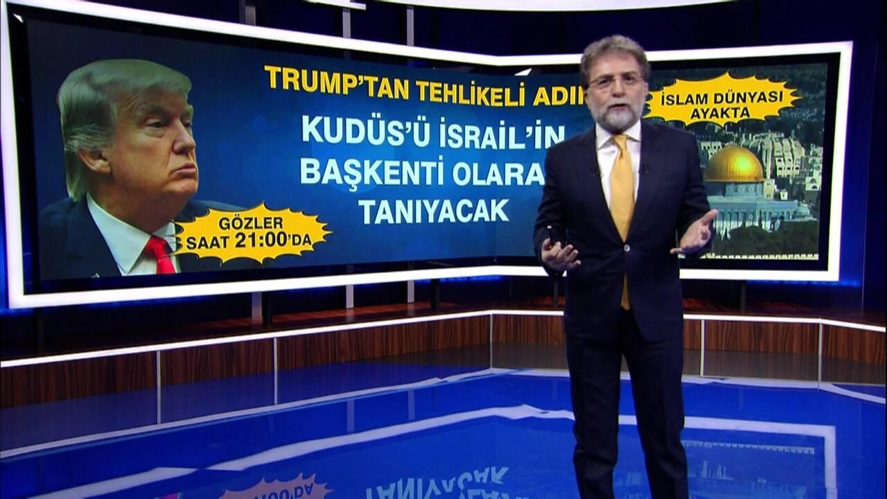 Ahmet Hakan'la Kanal D Haber - 06.12.2017