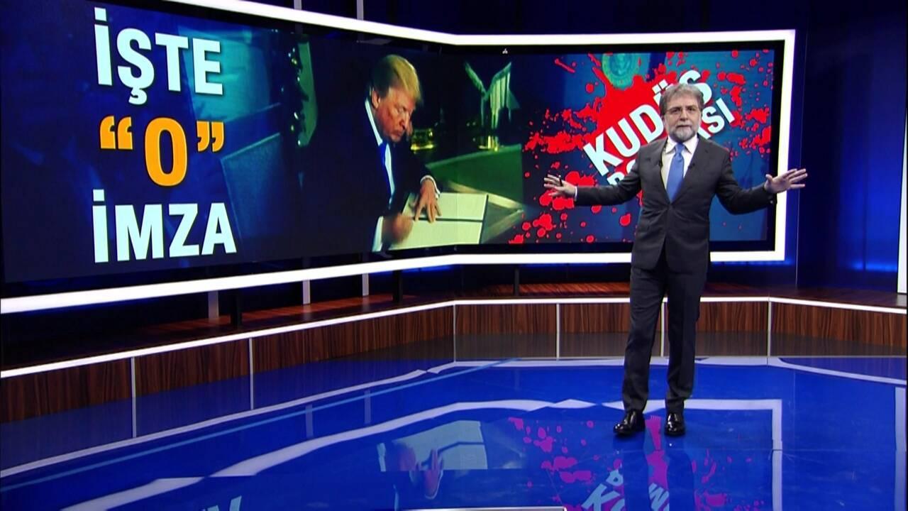 Ahmet Hakan'la Kanal D Haber - 07.12.2017