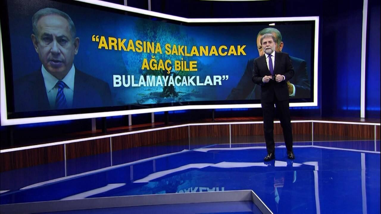 Ahmet Hakan'la Kanal D Haber - 11.12.2017