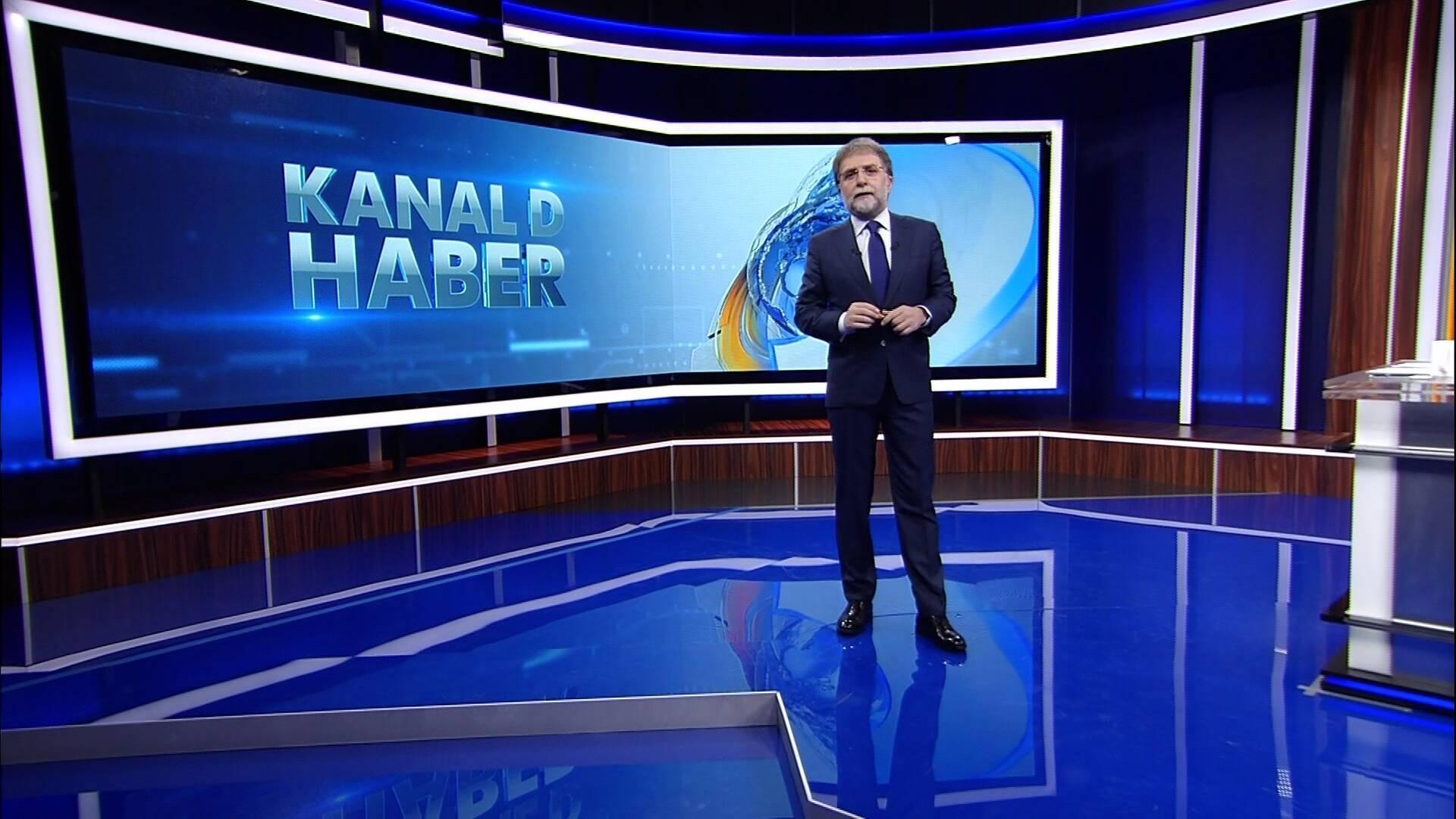 Ahmet Hakan'la Kanal D Haber - 13.12.2017
