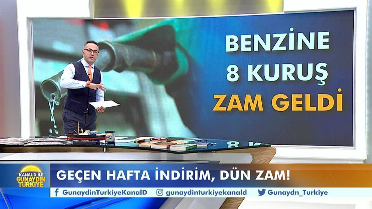 Kanal D ile Günaydın Türkiye - 14.12.2017