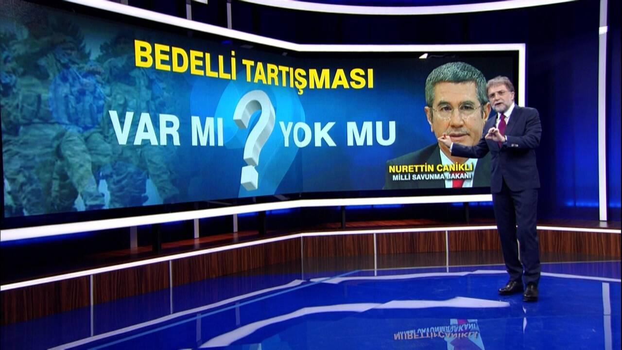 Ahmet Hakan'la Kanal D Haber - 15.12.2017