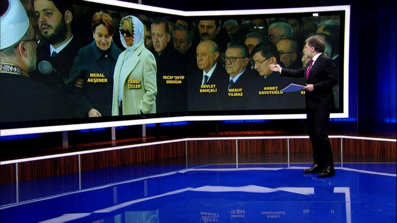 Ahmet Hakan'la Kanal D Haber - 18.12.2017