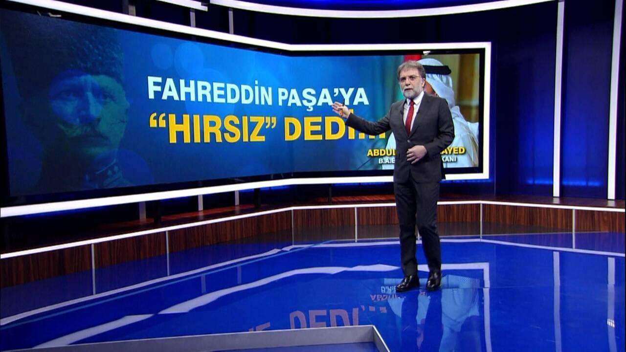 Ahmet Hakan'la Kanal D Haber - 20.12.2017