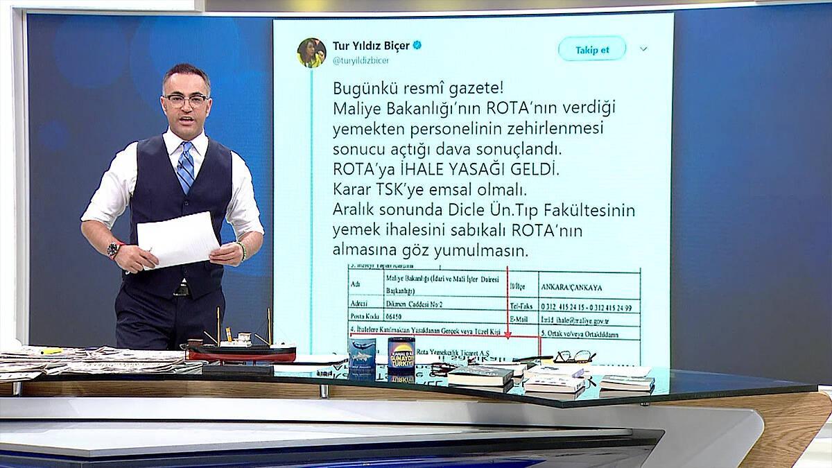 Kanal D ile Günaydın Türkiye - 21.12.2017