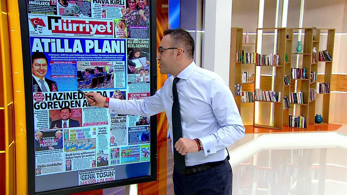 Kanal D ile Günaydın Türkiye - 05.01.2018
