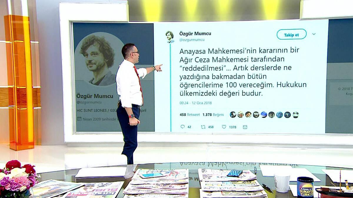 Kanal D ile Günaydın Türkiye - 12.01.2018