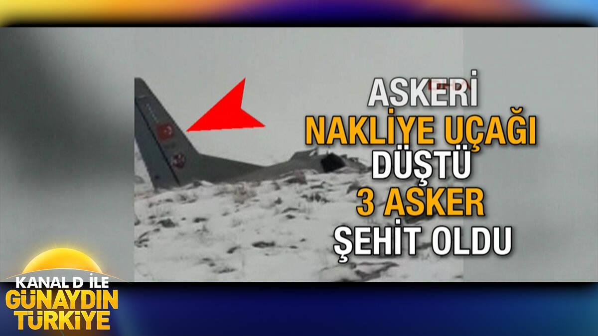 Kanal D ile Günaydın Türkiye - 18.01.2018