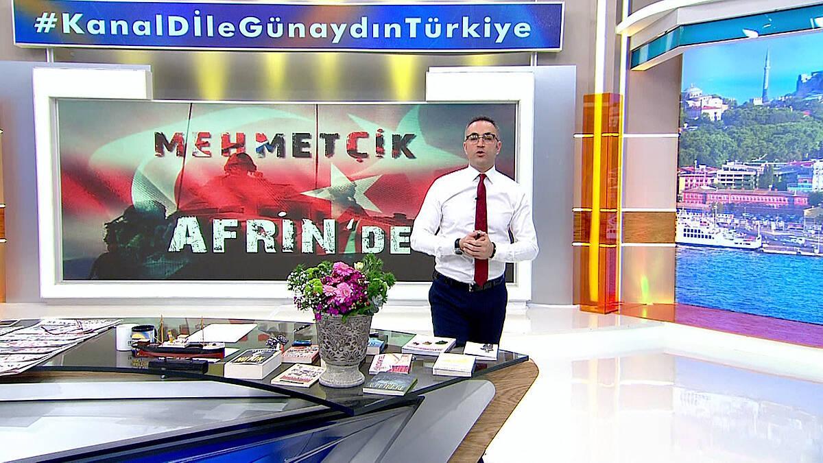 Kanal D ile Günaydın Türkiye - 22.01.2018