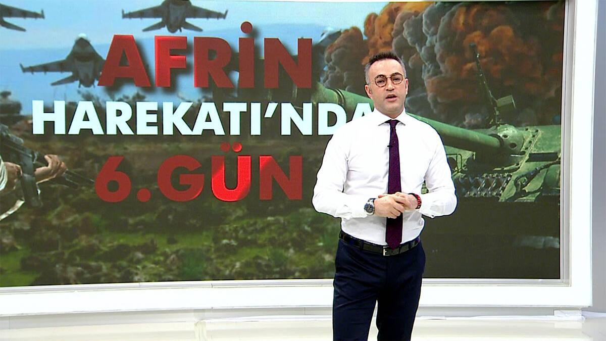 Kanal D ile Günaydın Türkiye - 25.01.2018