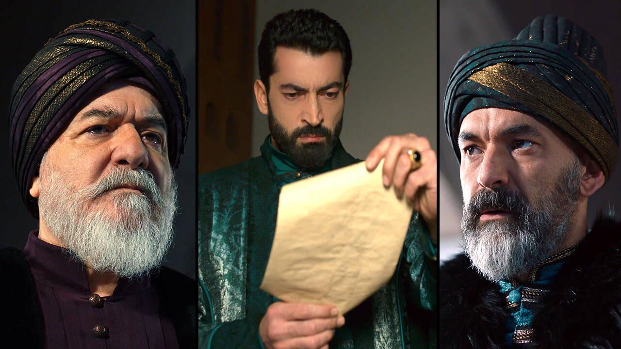 Çandarlı Halil Paşa'dan hodri meydan!