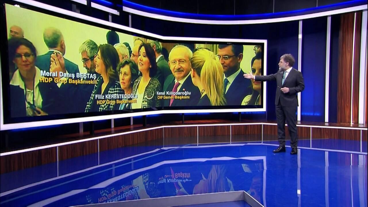 Ahmet Hakan'la Kanal D Haber - 28.03.2018