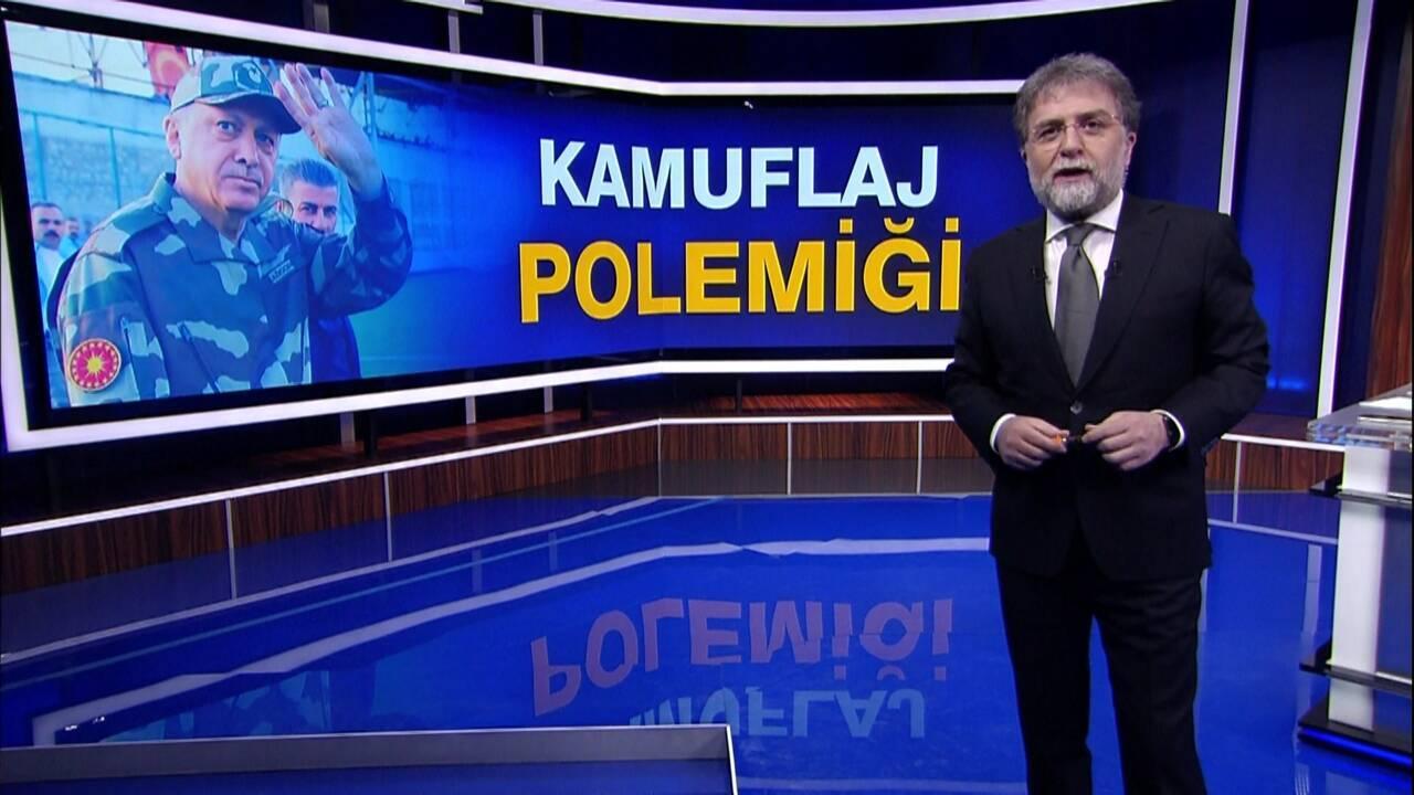 Ahmet Hakan'la Kanal D Haber - 06.04.2018