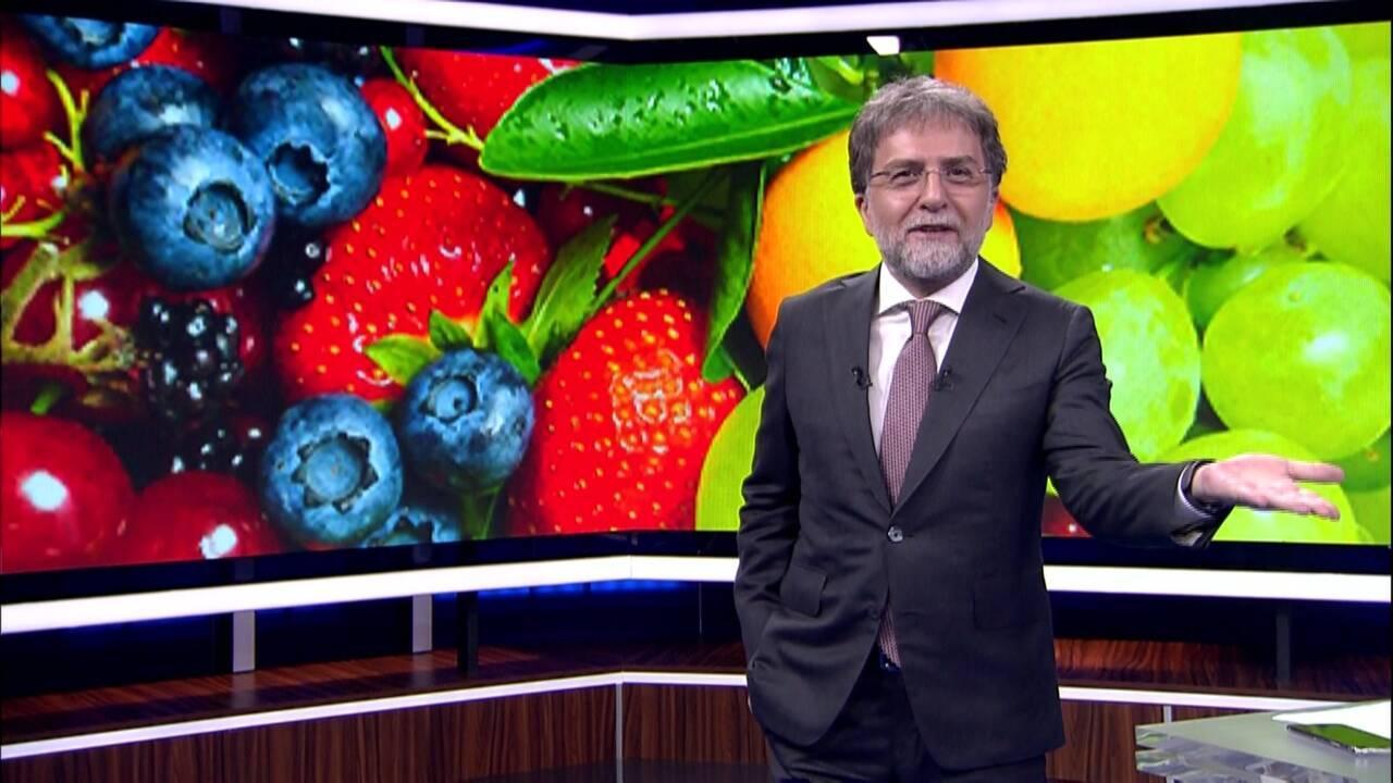 Ahmet Hakan'la Kanal D Haber - 11.04.2018