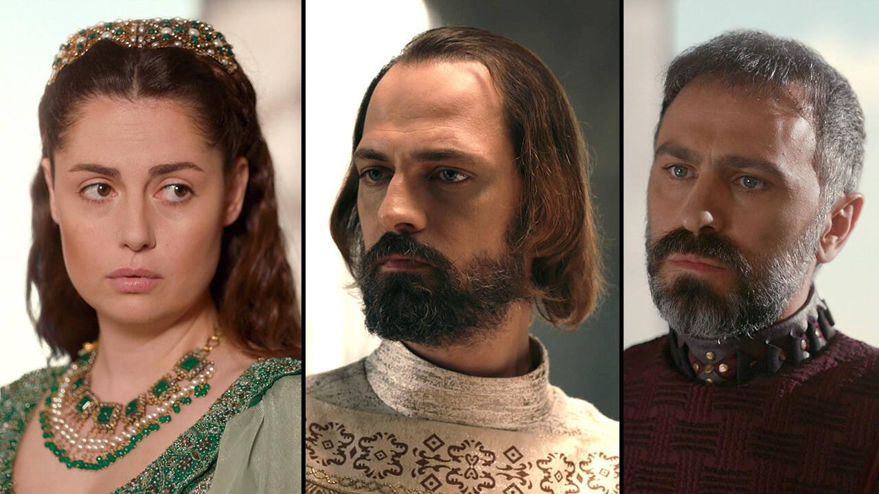 Bizans İmparatorluğu'nu ikiye bölen kadın!