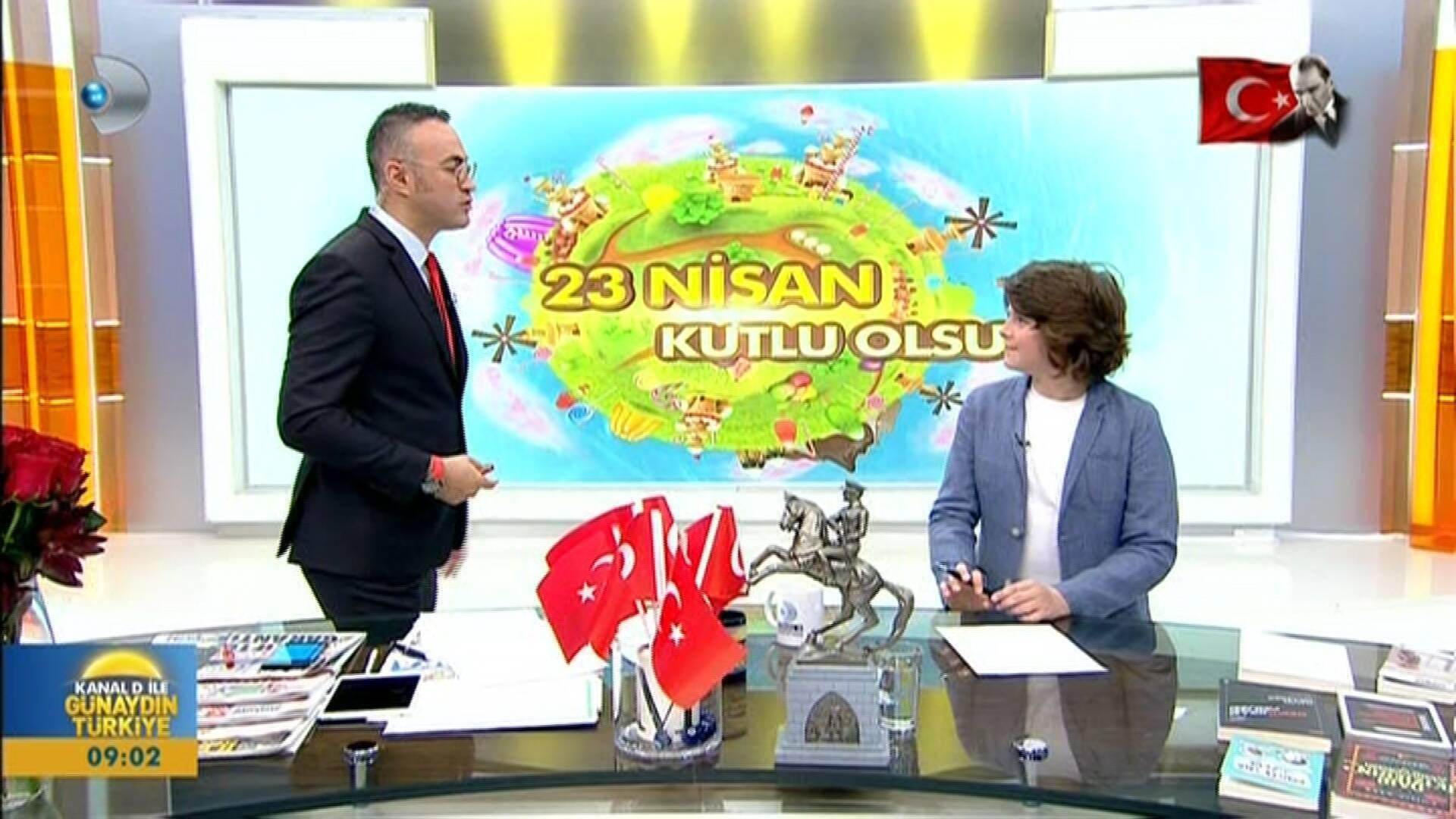 Kanal D ile Günaydın Türkiye'nin yeni sunucusu!