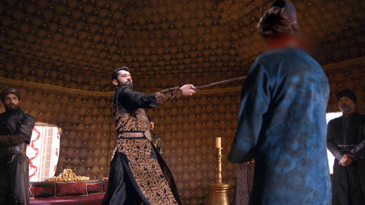 Mehmed, ihaneti affetmiyor!