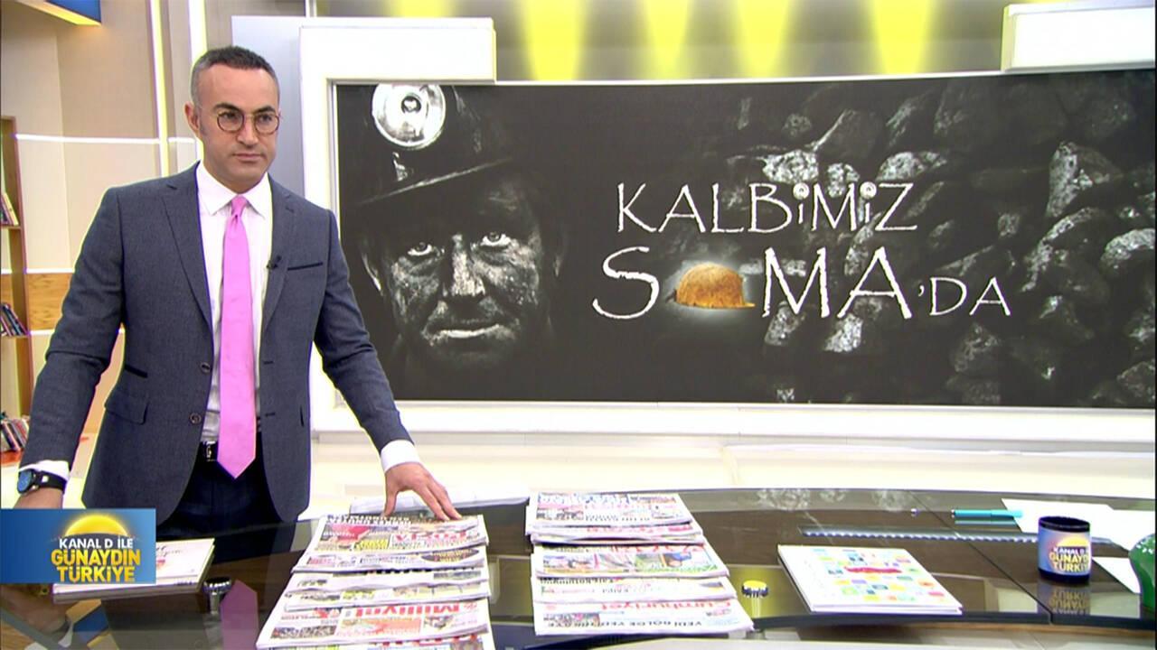 Kanal D ile Günaydın Türkiye - 14.05.2018
