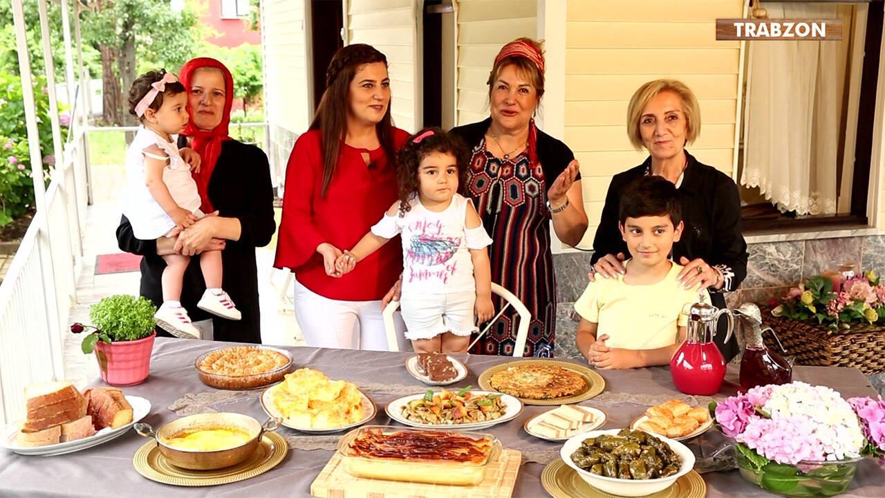 Sahrap'la Anadolu Lezzetleri / 15.07.2018