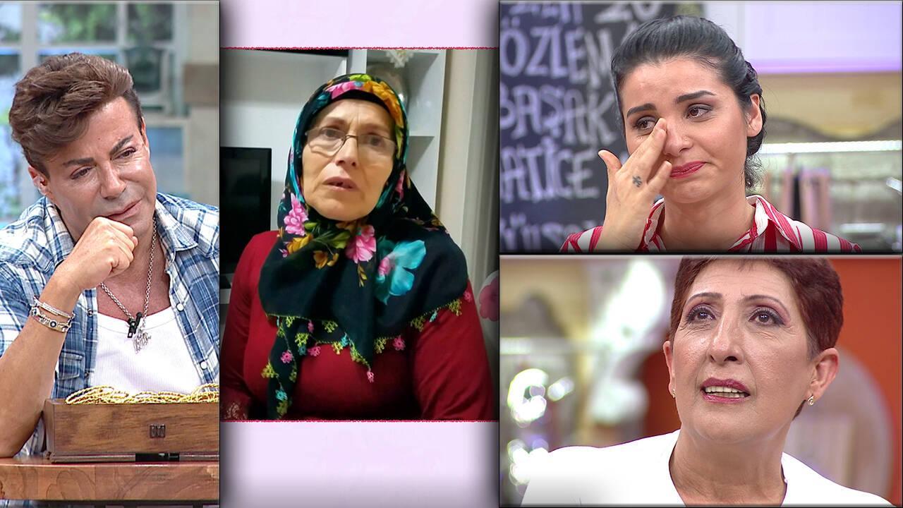 Özlem'in annesinin mesajı herkesi ağlattı!