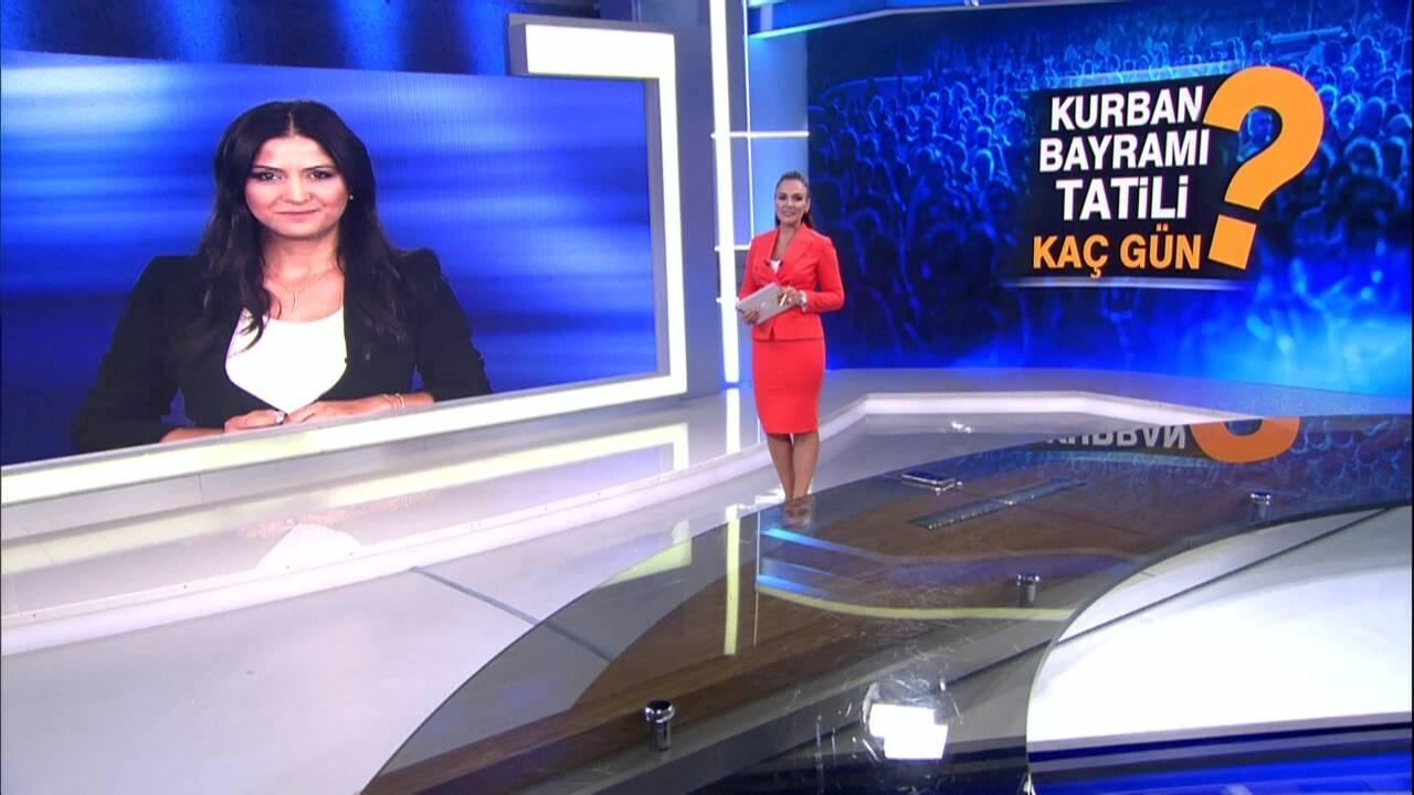 Buket Aydın'la Kanal D Haber - 31.07.2018
