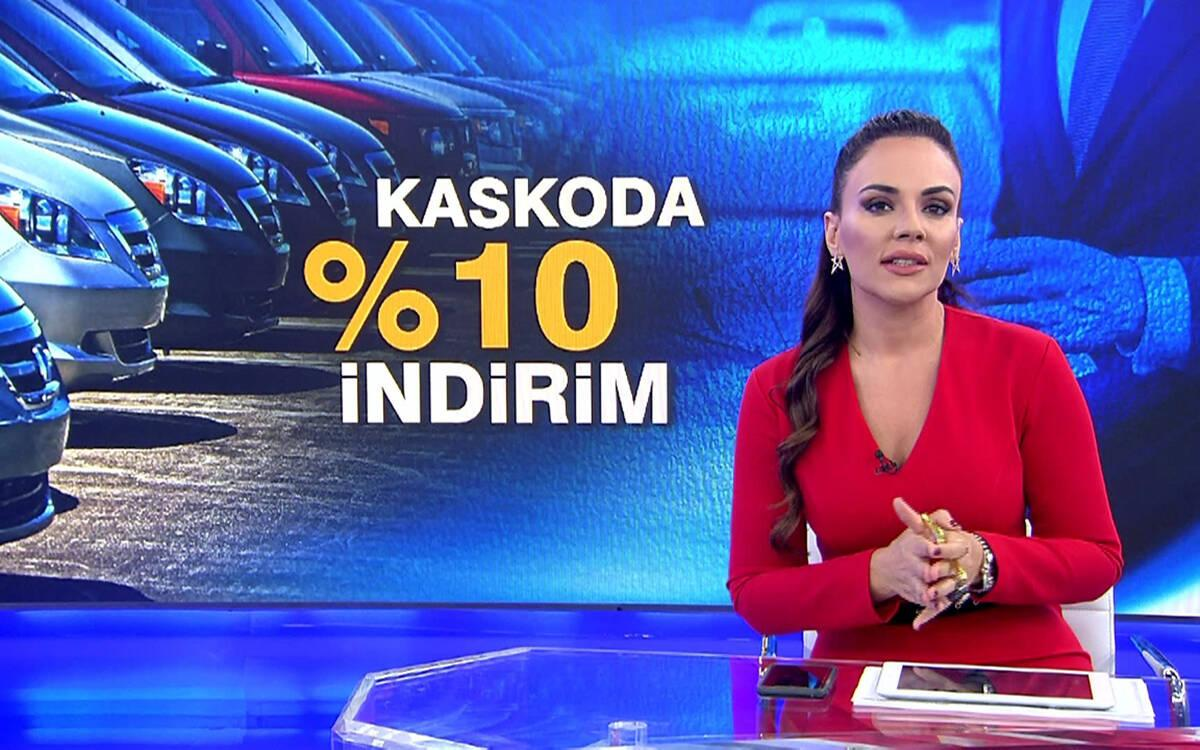Buket Aydın'la Kanal D Haber - 15.10.2018