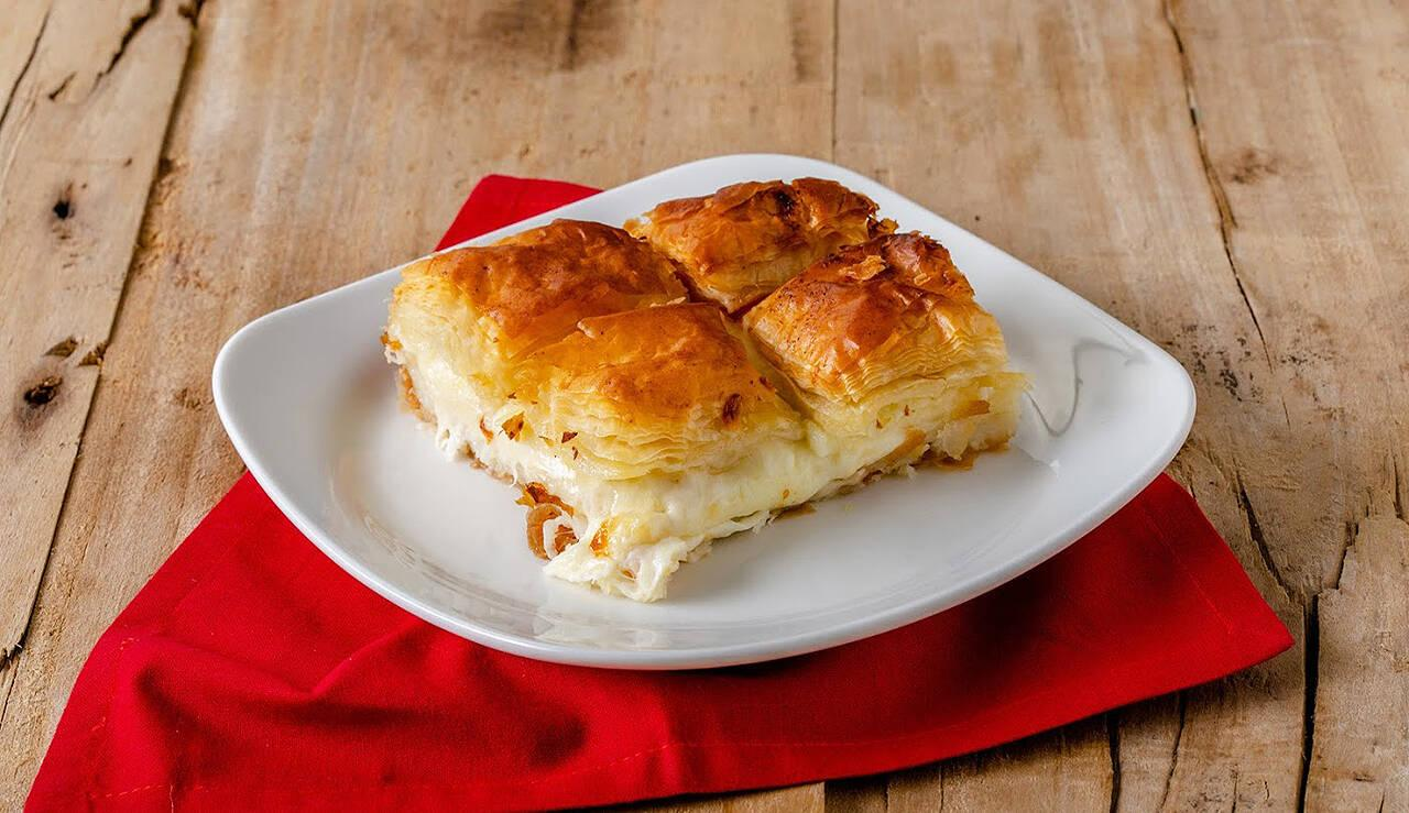 Arda'nın Mutfağı - Peynirli Çıtır Börek Tarifi