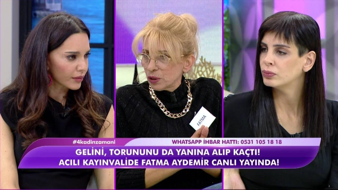 4 Kadın Zamanı / 23.10.2018