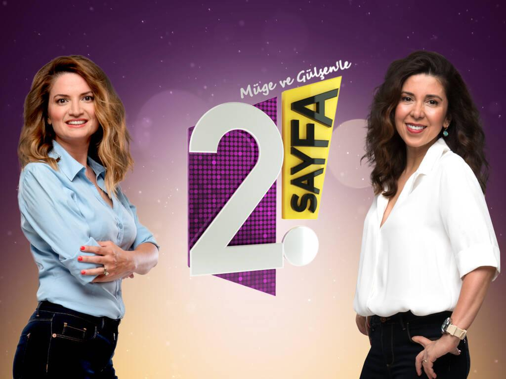 Müge ve Gülşen'le 2. Sayfa