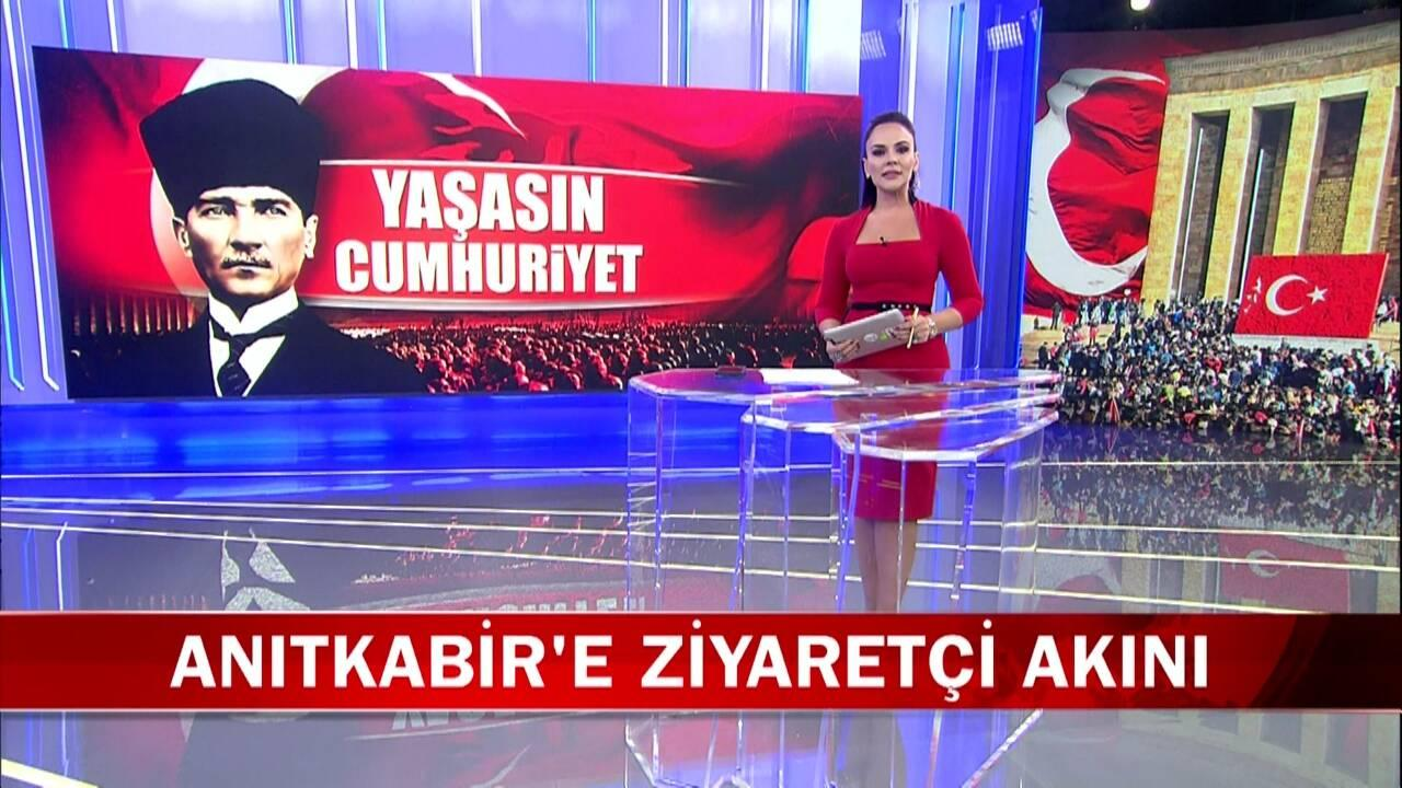 Buket Aydın'la Kanal D Haber - 29.10.2018