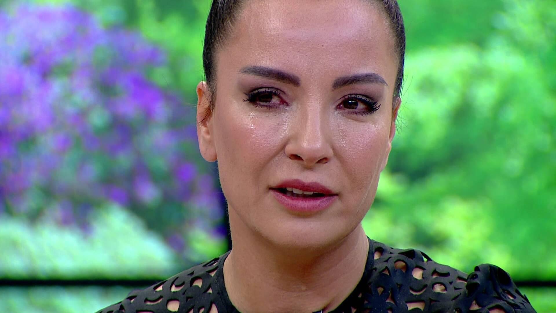 Nilgün Bodur, eski sevgilisiyle canlı yayında hesaplaştı!