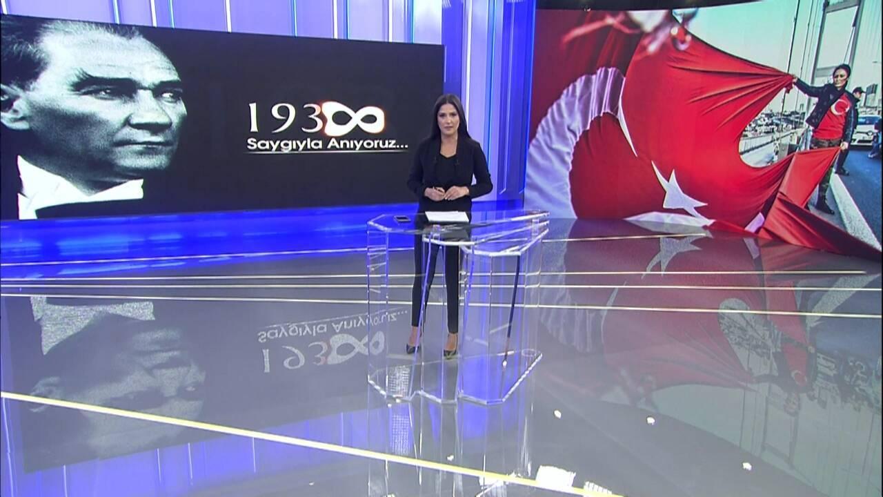Kanal D Haber Hafta Sonu - 10.11.2018