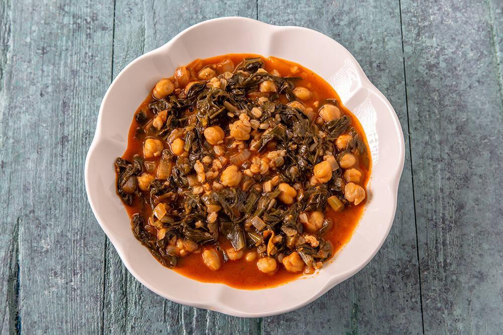 Arda'nın Mutfağı - Buğdaylı Pazı Tarifi