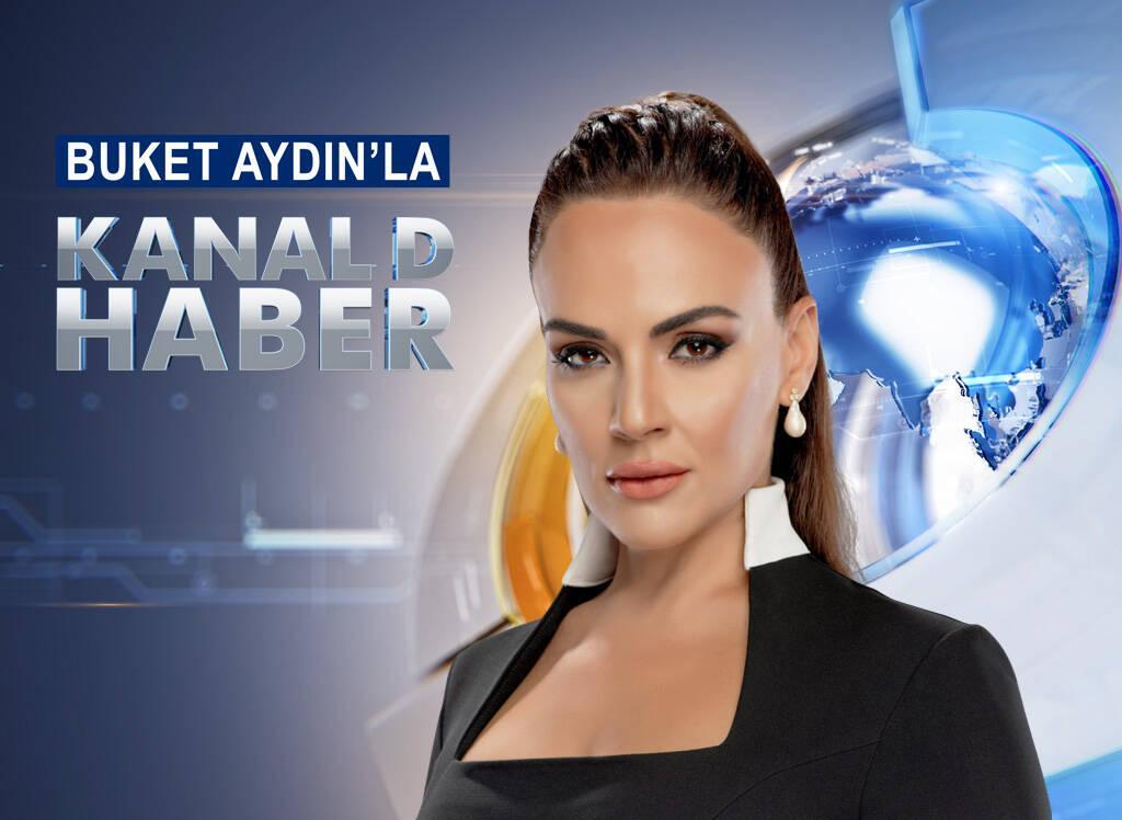 Buket Aydın'la Kanal D Haber