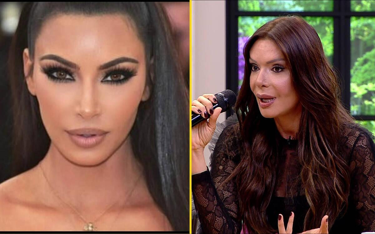 Kim Kardashian'a benzemek için kaç ameliyat oldu?