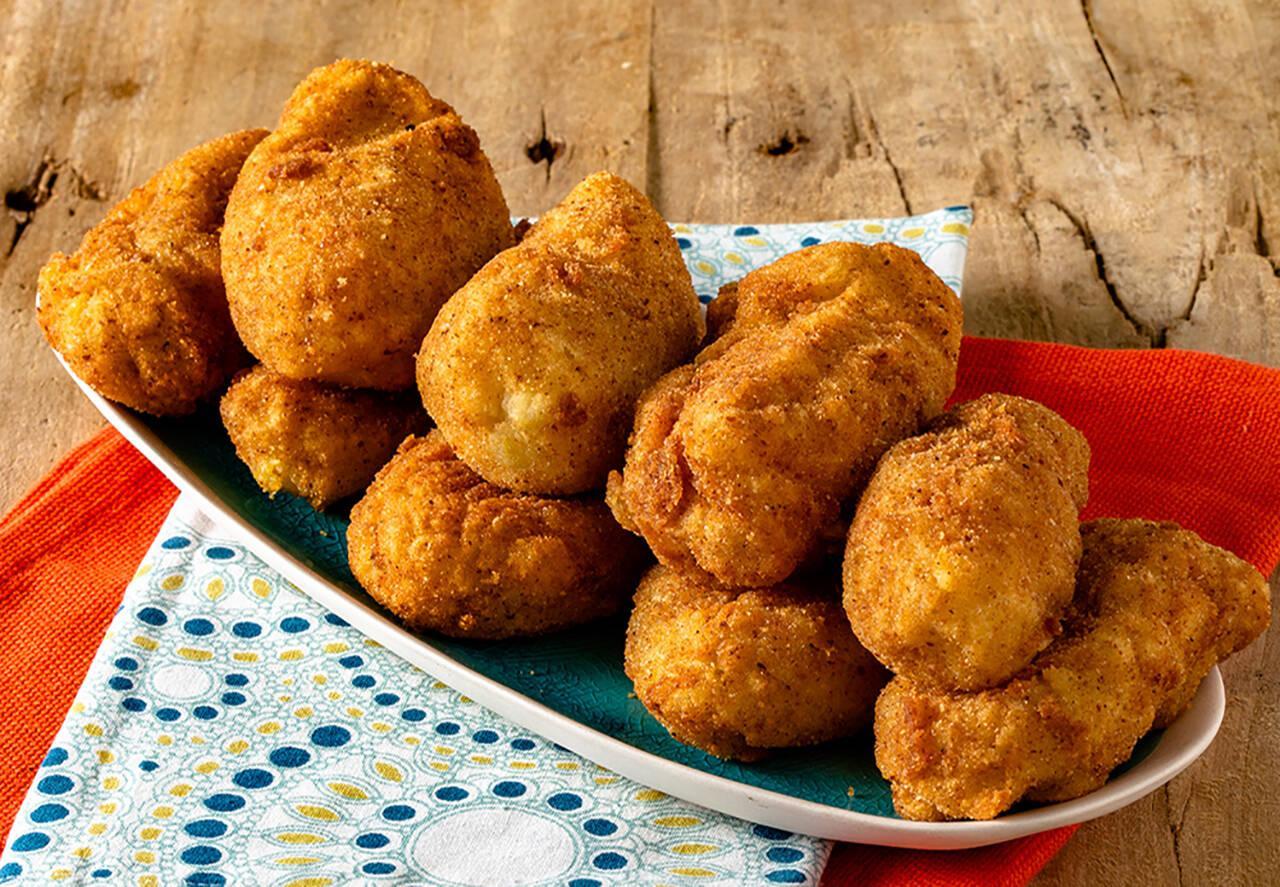 Arda'nın Mutfağı - Kaşarlı Patates Kroket Tarifi
