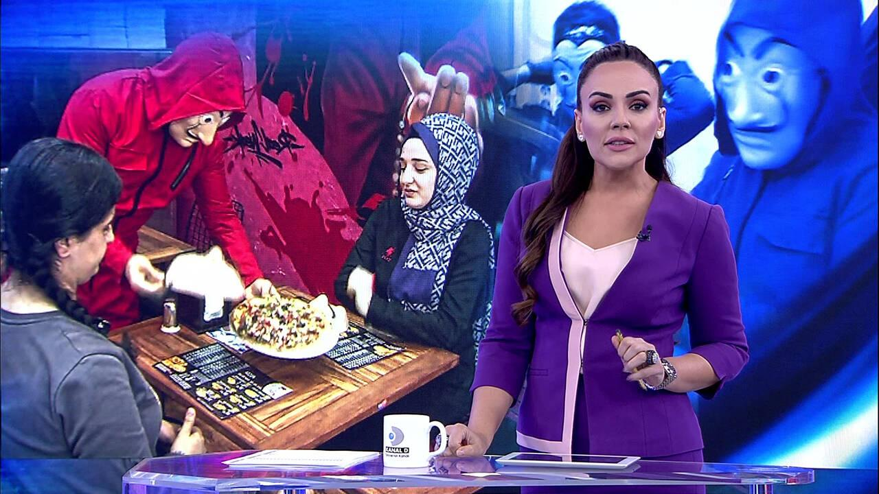 Buket Aydın'la Kanal D Haber - 10.12.2018