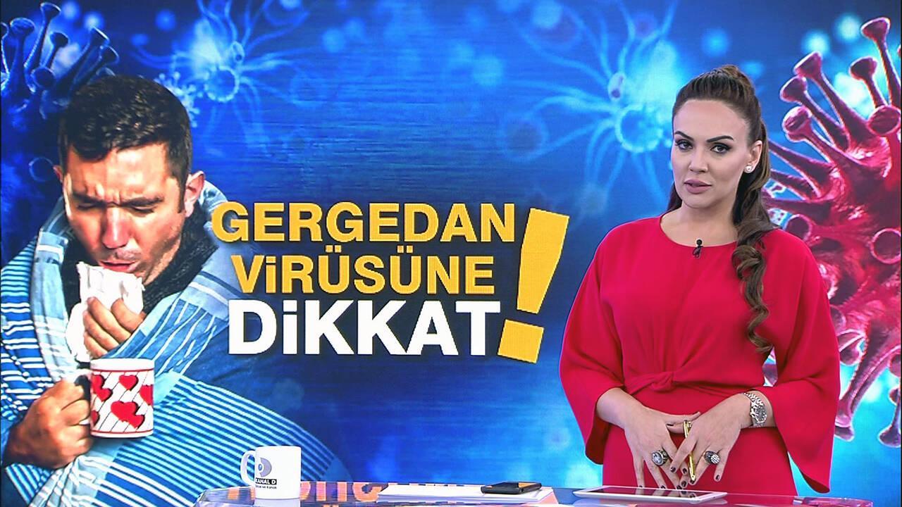 Buket Aydın'la Kanal D Haber - 14.12.2018
