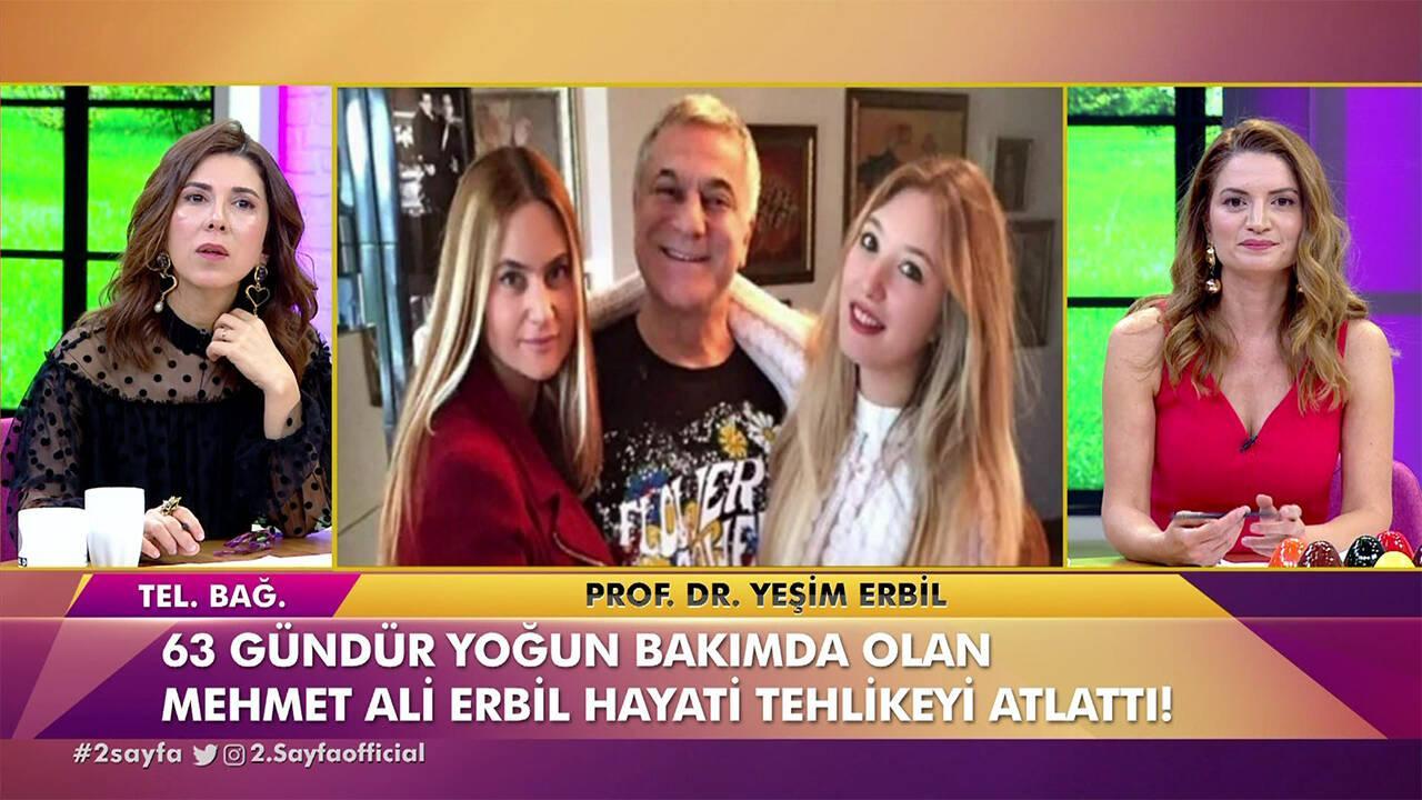 Mehmet Ali Erbil'den iyi haber!
