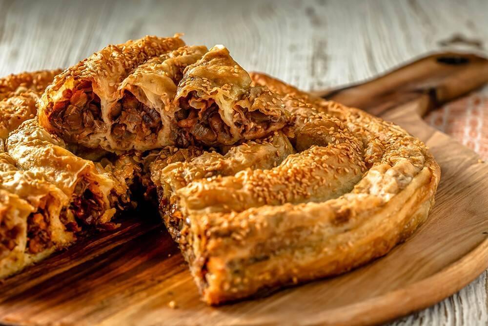Arda'nın Mutfağı - Mercimekli Börek Tarifi