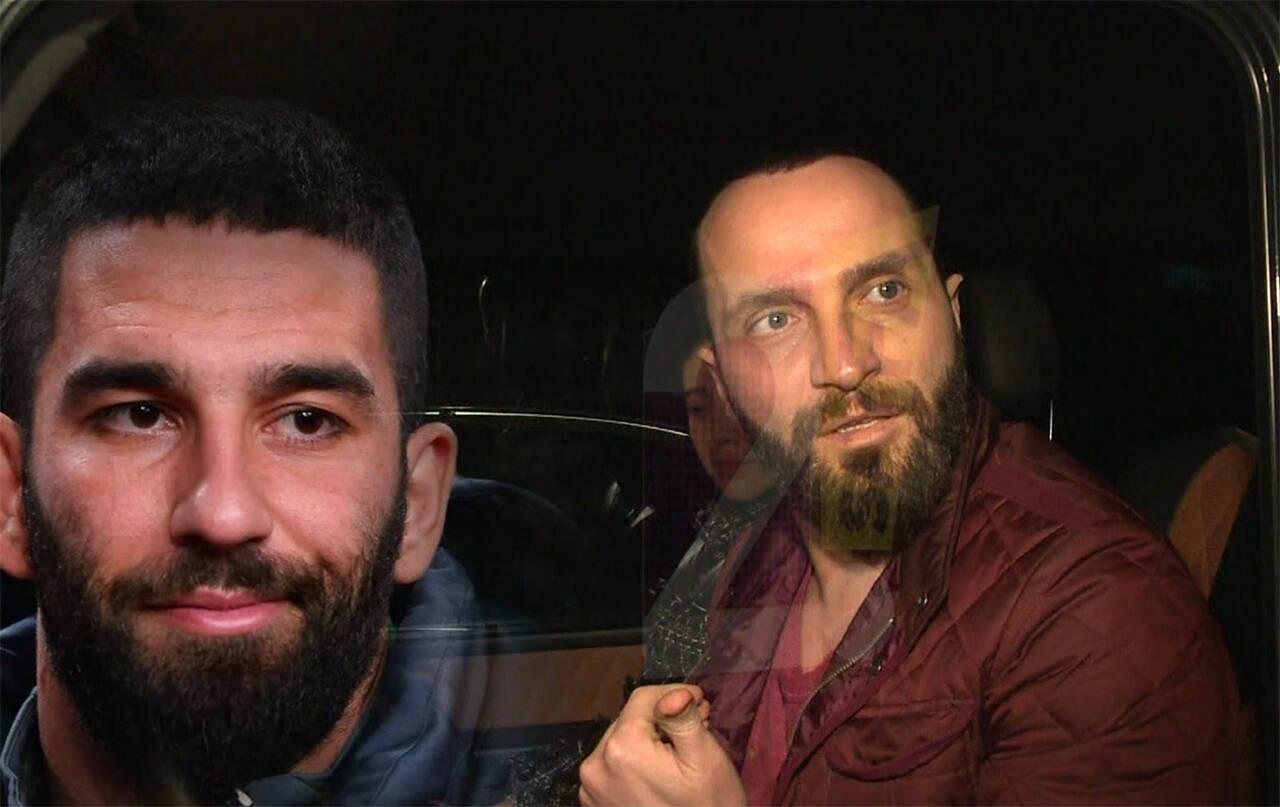 Berkay, Arda Turan'a tazminat davası açacak mı?