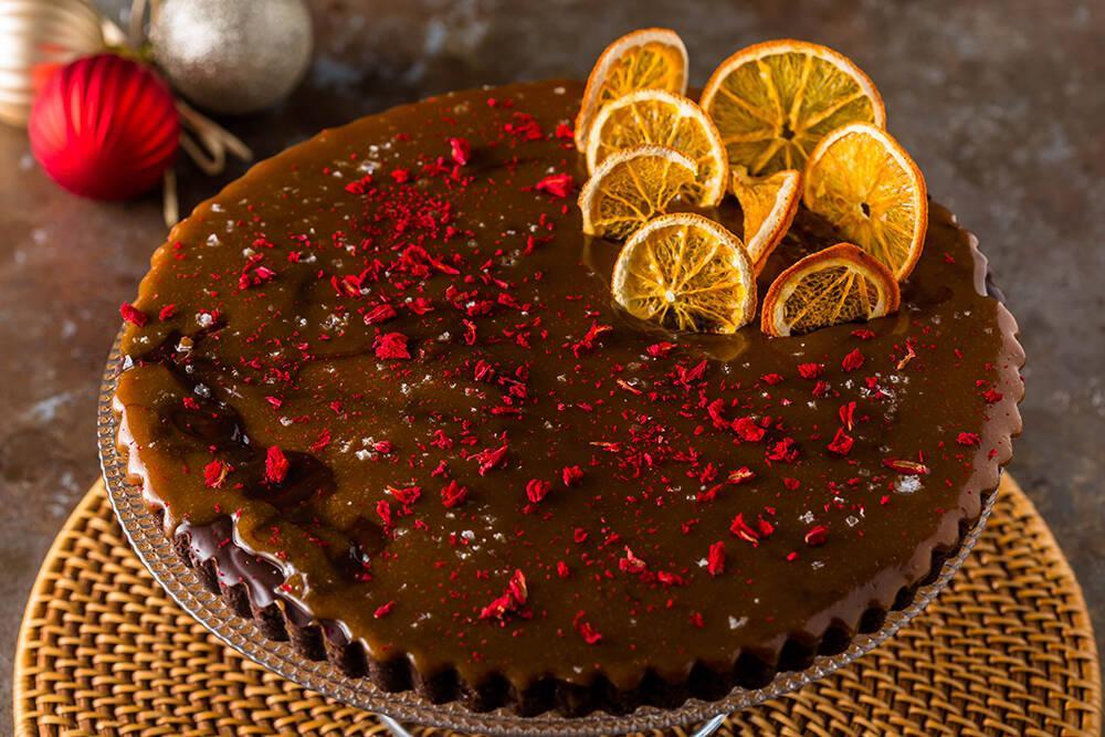 Arda'nın Mutfağı - Pişmeyen Çikolatalı Tart