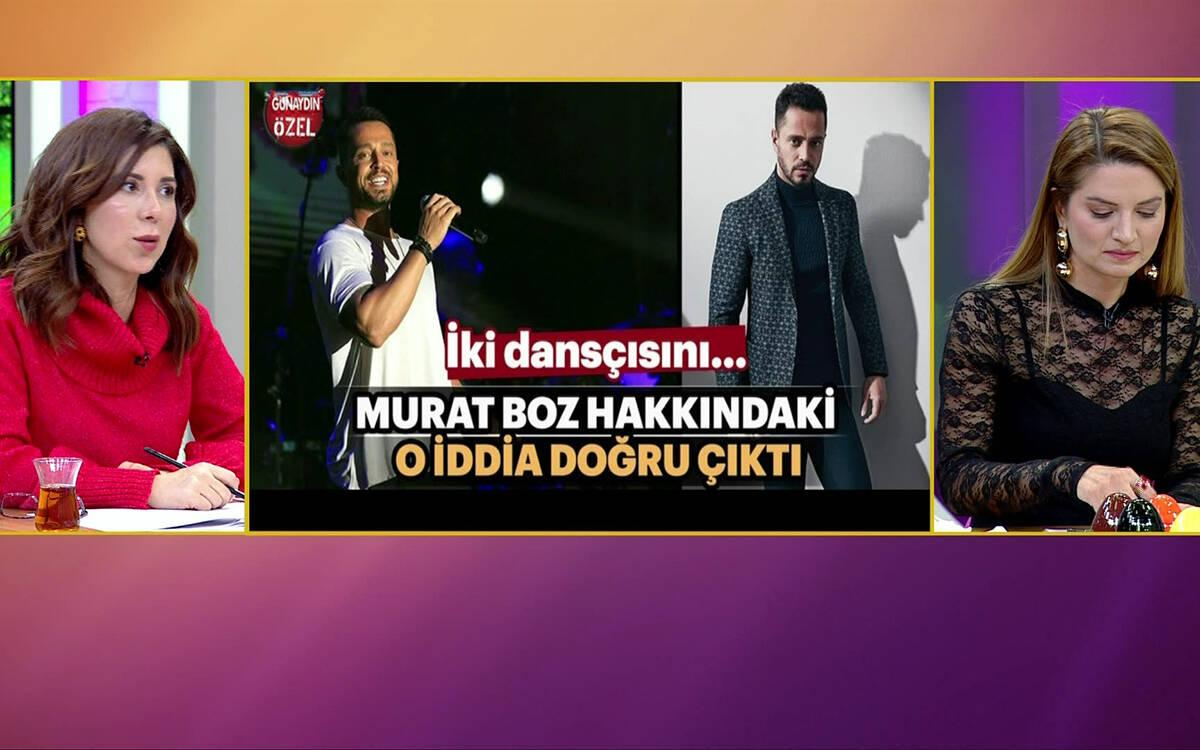 Murat Boz hakkındaki o iddia doğru çıktı!